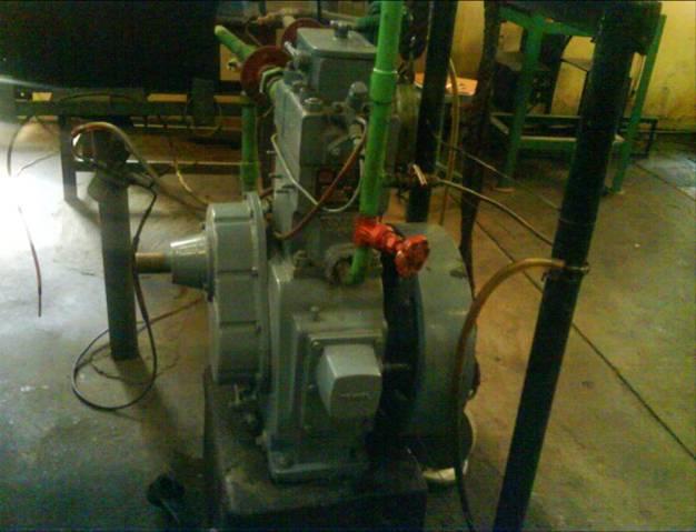 engine  chanber  design